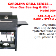 Carolina Series grills by Bubba